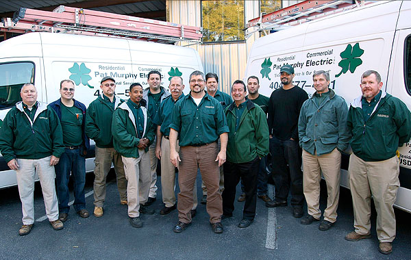 Quality Electrical Contractors at Pat Murphy Electric in Atlanta