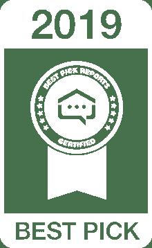 Pat Murphy's 2019 Best Picks Award Logo